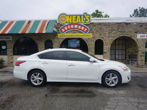 2014 Nissan Altima for sale at Oneal's Automart LLC in Slidell LA
