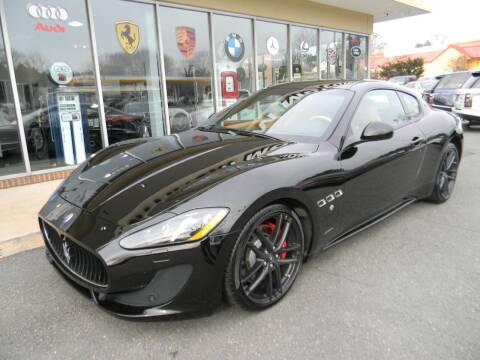 2015 Maserati GranTurismo for sale at Platinum Motorcars in Warrenton VA