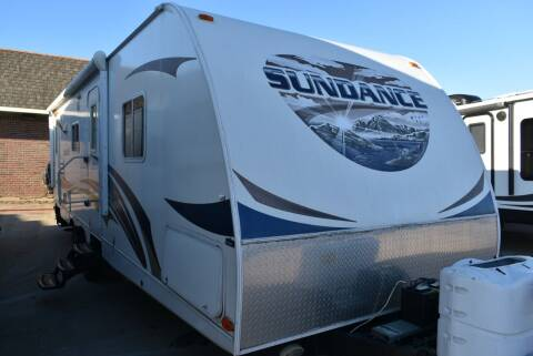 2011 Heartland Sundance 280RB for sale at Buy Here Pay Here RV in Burleson TX
