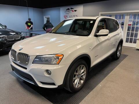 2014 BMW X3 for sale at Quality Autos in Marietta GA