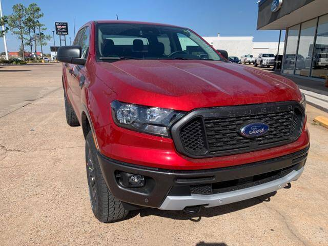 2020 Ford Ranger for sale at Vance Fleet Services in Guthrie OK
