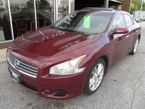 2009 Nissan Maxima for sale at Arko Auto Sales in Eastlake OH