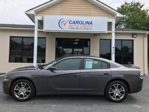 2017 Dodge Charger for sale at Carolina Auto Credit in Youngsville NC