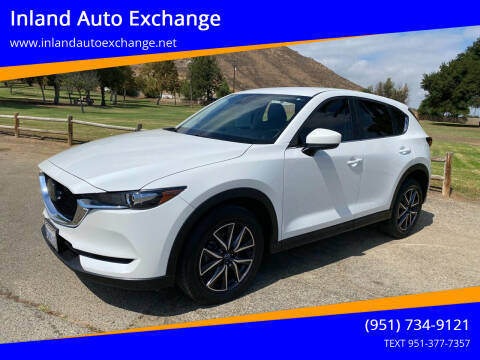 2018 Mazda CX-5 for sale at Inland Auto Exchange in Norco CA