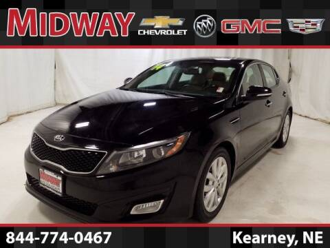 2014 Kia Optima for sale at Heath Phillips in Kearney NE