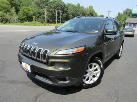 2015 Jeep Cherokee for sale at Guarantee Automaxx in Stafford VA