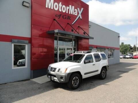 2014 Nissan Xterra for sale at MotorMax of GR in Grandville MI