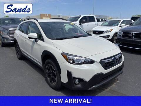 2021 Subaru Crosstrek for sale at Sands Chevrolet in Surprise AZ