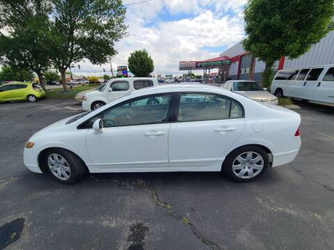 2008 Honda Civic for sale at Silverline Auto Boise in Meridian ID