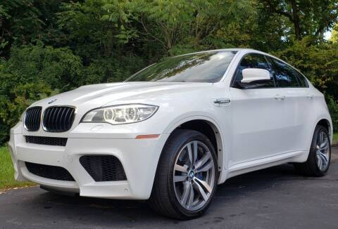 2014 BMW X6 M for sale at The Motor Collection in Columbus OH