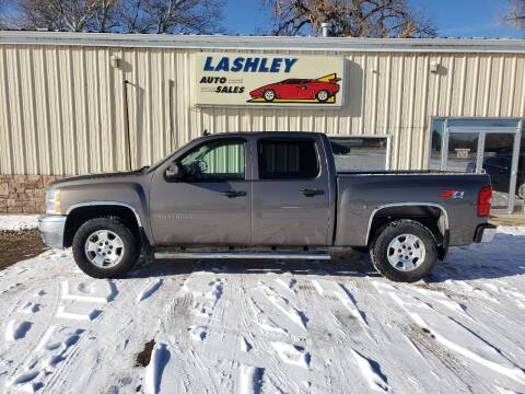 2012 Chevrolet Silverado 1500 for sale at Lashley Auto Sales in Mitchell NE