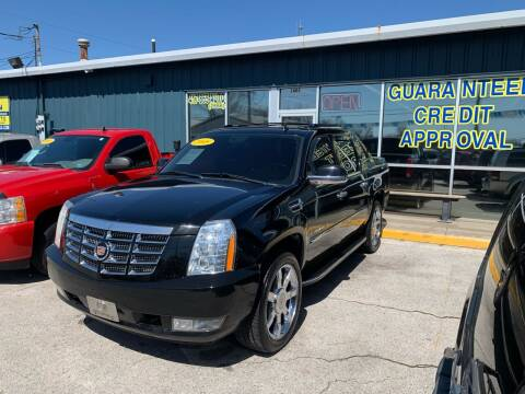 2008 Cadillac Escalade EXT for sale at Car Barn of Springfield in Springfield MO