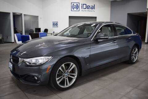 2016 BMW 4 Series for sale at iDeal Auto Imports in Eden Prairie MN