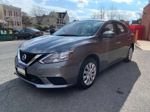 2019 Nissan Sentra for sale at Amicars in Easton PA