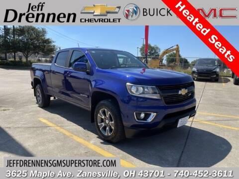 2017 Chevrolet Colorado for sale at Jeff Drennen GM Superstore in Zanesville OH