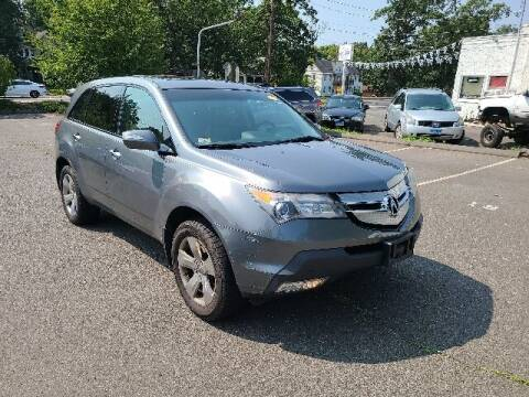 2009 Acura MDX for sale at BETTER BUYS AUTO INC in East Windsor CT