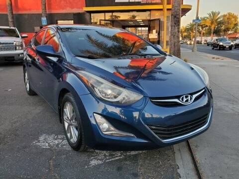 2015 Hyundai Elantra for sale at Carzone Automall in South Gate CA