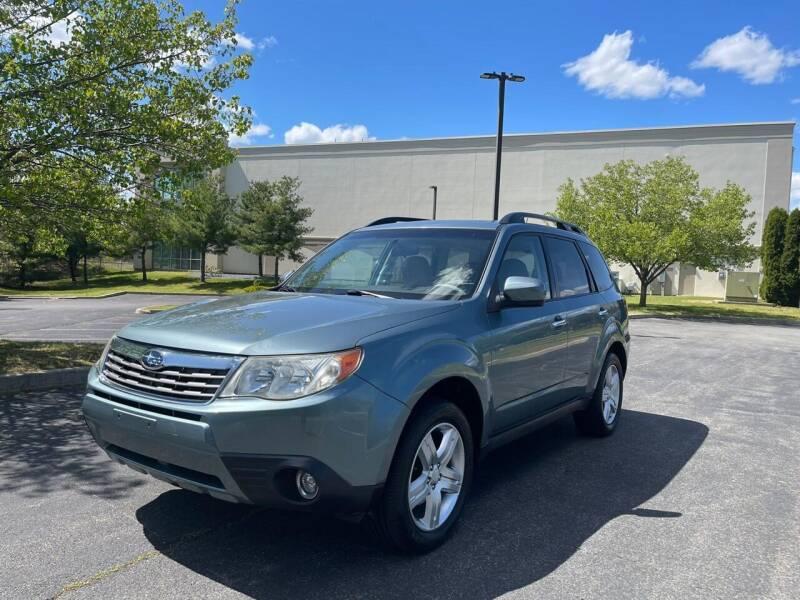 2010 Subaru Forester for sale at Boston Auto Cars in Dedham MA