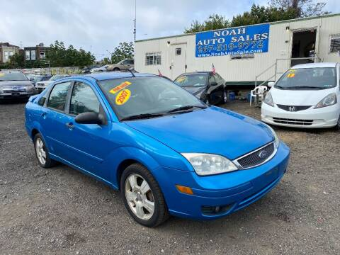 2007 Ford Focus for sale at Noah Auto Sales in Philadelphia PA