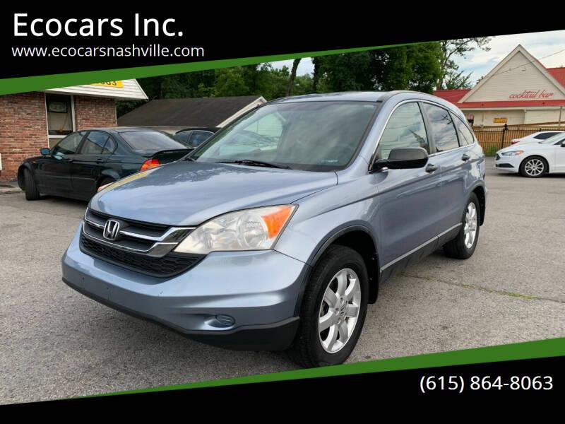 2011 Honda CR-V for sale at Ecocars Inc. in Nashville TN