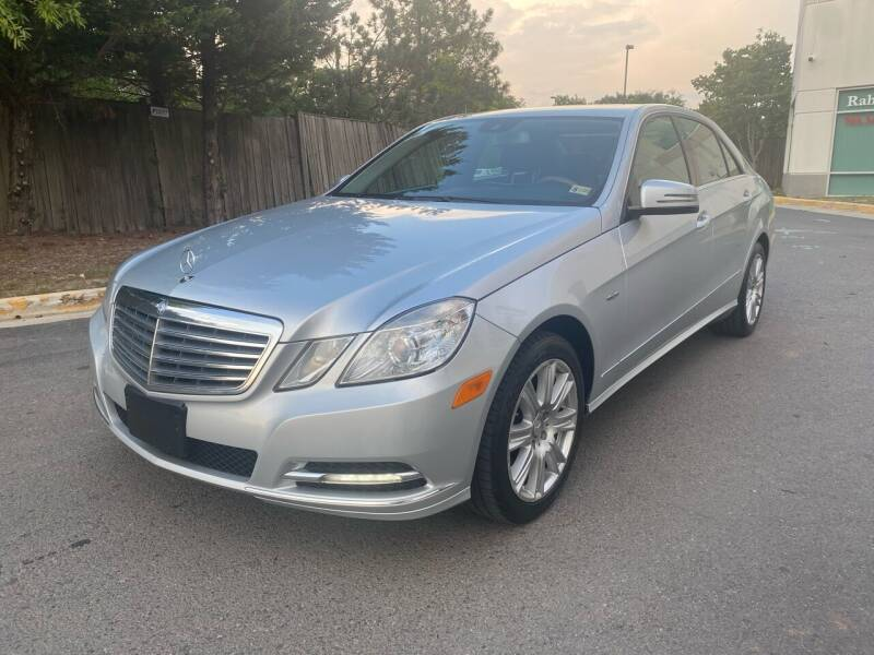 2012 Mercedes-Benz E-Class for sale at Super Bee Auto in Chantilly VA