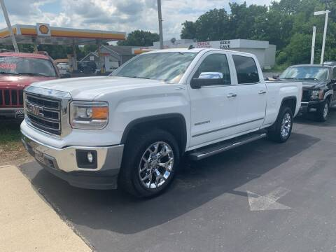 2014 GMC Sierra 1500 for sale at PETE'S AUTO SALES - Middletown in Middletown OH