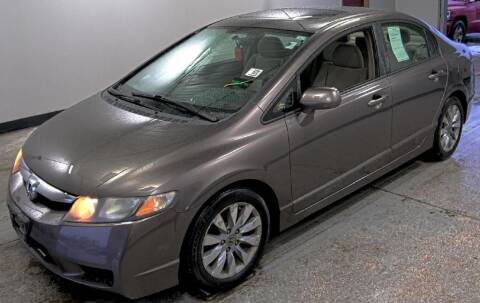 2010 Honda Civic for sale at KRIS RADIO QUALITY KARS INC in Mansfield OH