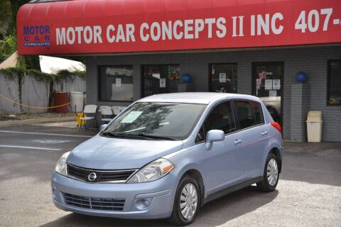 2012 Nissan Versa for sale at Motor Car Concepts II - Apopka Location in Apopka FL