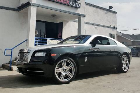 2015 Rolls-Royce Wraith for sale at Fastrack Auto Inc in Rosemead CA