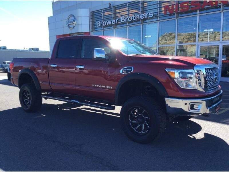 2016 Nissan Titan XD for sale in Rock Springs, WY