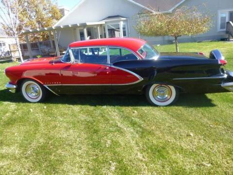 1956 Oldsmobile Ninety-Eight for sale at Classic Car Deals in Cadillac MI
