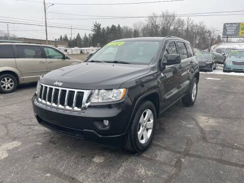 2011 Jeep Grand Cherokee for sale at ARG Auto Sales in Jackson MI
