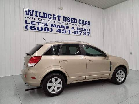 2008 Saturn Vue for sale at Wildcat Used Cars in Somerset KY