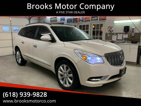 2015 Buick Enclave for sale at Brooks Motor Company in Columbia IL