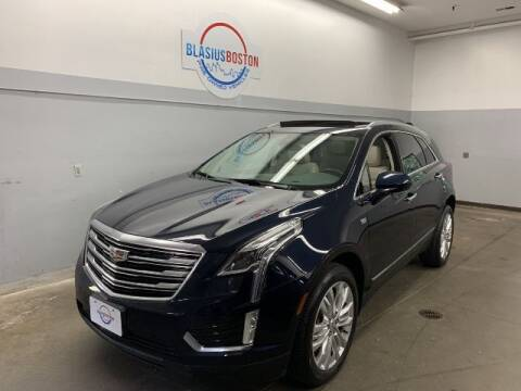 2017 Cadillac XT5 for sale at WCG Enterprises in Holliston MA