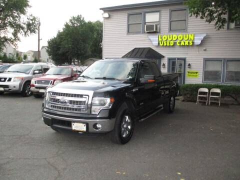 2014 Ford F-150 for sale at Loudoun Used Cars in Leesburg VA