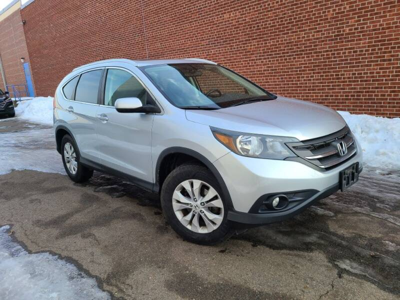 2013 Honda CR-V for sale at Minnesota Auto Sales in Golden Valley MN