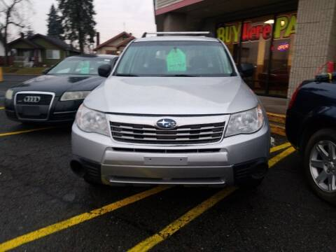 2009 Subaru Forester for sale at 2 Way Auto Sales in Spokane Valley WA