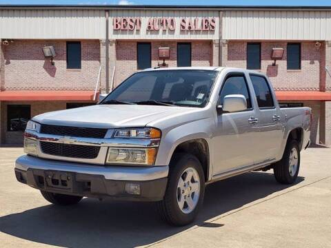 2011 Chevrolet Colorado for sale at Best Auto Sales LLC in Auburn AL