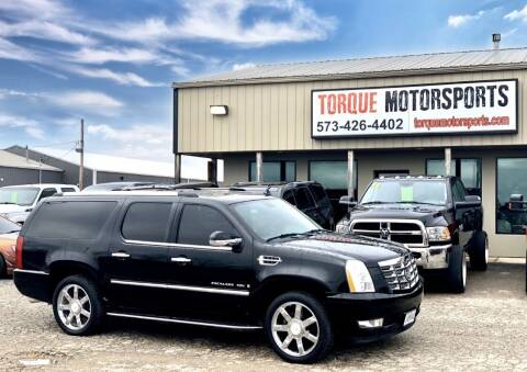 2007 Cadillac Escalade ESV for sale at Torque Motorsports in Rolla MO