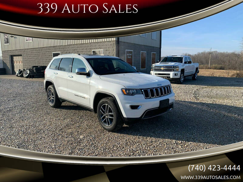 2019 Jeep Grand Cherokee for sale at 339 Auto Sales in Belpre OH