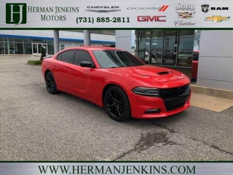 2016 Dodge Charger for sale at Herman Jenkins Used Cars in Union City TN