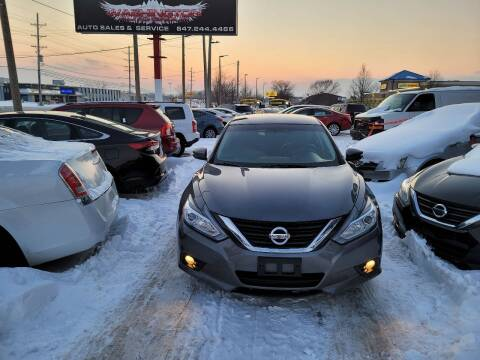2017 Nissan Altima for sale at Washington Auto Group in Waukegan IL