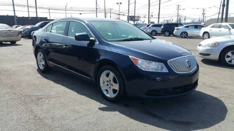 2010 Buick LaCrosse for sale at AMC Auto in Roseville MI