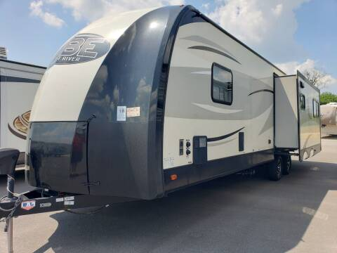 2016 Forest River Vibe 31QLRS