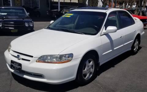 1999 Honda Accord for sale at Vehicle Liquidation in Littlerock CA