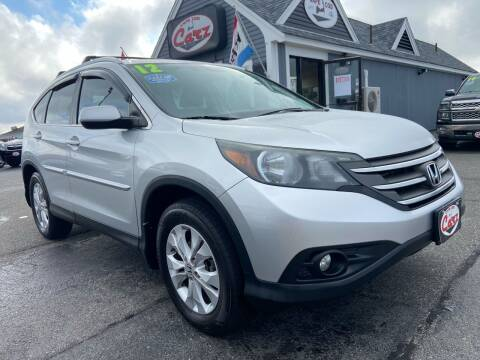 2012 Honda CR-V for sale at Cape Cod Carz in Hyannis MA