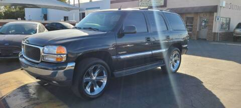 2004 GMC Yukon for sale at Auto Solutions in Mesa AZ