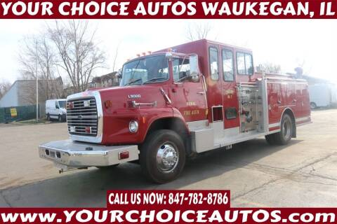 1989 Ford LS9000 for sale at Your Choice Autos - Waukegan in Waukegan IL
