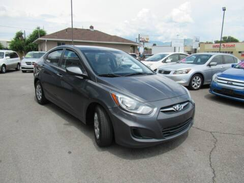 2013 Hyundai Accent for sale at Crown Auto in South Salt Lake UT